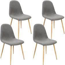 scandi chair plastic scandinavian chairs ebay