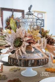 Fall Centerpieces 31 Best Diy Projects To Make This Fall Diy Joy