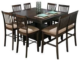 Butterfly Leaf Dining Room Table by Jofran 373 Baker U0027s Cherry Butterfly Leaf Counter Height Table