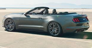 magnetic 2015 ford mustang gt convertible mustangattitude com