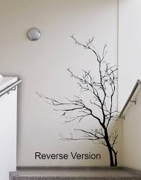 bare tree wall decal tree sticker for wall stickerbrand vinyl wall decal sticker bare tree ac223