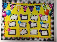 birthday board birthday board display for teachers lounge change teachers each