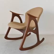 Mid Century Modern Rocking Chair Furniture Mid Century Modern Rocking Chair For Living Room Design