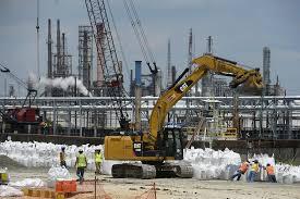 Refineries In Usa Map by Harvey Halts 20 Percent U S Refining Operations San Antonio