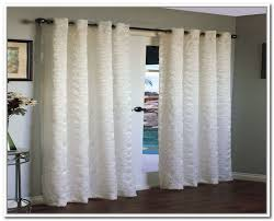 Curtains For Sliding Doors Sliding Glass Doors With Curtains Centralazdining