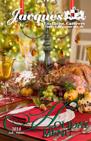 new jersey catering jacques exclusive caterers thanksgiving