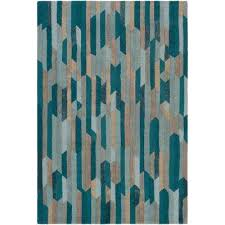 Emerald Green Area Rug Green Abstract Area Rugs Rugs The Home Depot