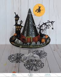 Witch Home Decor Haunted Witch U0027s Hat Home Decor