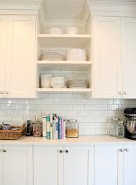 gray backsplash kitchen tiles backsplash cloud white cabinets light gray grout subway