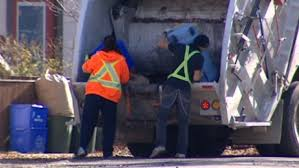 garbage collection kitchener new waterloo region garbage contracts go to miller waste systems