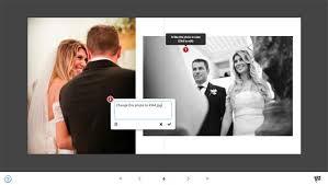 Best Wedding Albums Online Albumdraft Online Wedding Album Proofing