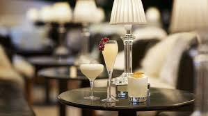 one drink table luxury bars london hotel café royal