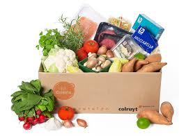 cuisine repas colruyt lance des box repas pour les familles avec enfants colruyt