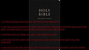 audio bible online genesis chapter 1 listen audio and read visual