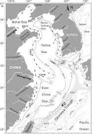 Kcc Map Chapter 21 A Review Of Sedimentation Since The Last Glacial