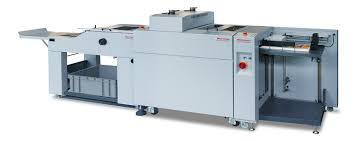 horizon rd 4055 rotary die cutter system