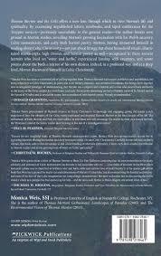 Thomas Merton Quotes On Love by Thomas Merton And The Celts Monica Weis Bonnie B Thurston