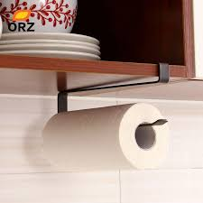 Kitchen Towel Racks For Cabinets Online Get Cheap Roll Paper Towel Aliexpress Com Alibaba Group