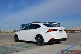 lexus sport tuned suspension lexus is review 2015 lexus is 350 f sport