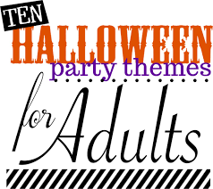 halloween party themes love every one of these want to do