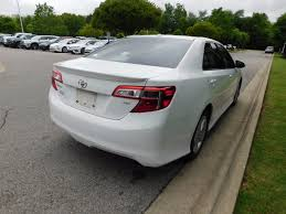 2013 used toyota camry 4dr sedan i4 automatic se at toyota of