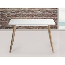 table cuisine fly table laqu blanc fly trendy gallery of ikea meuble console design