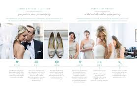wedding timeline template for photographers u0026 wedding planners