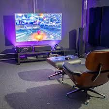 livingroom pc 50 best setup of room ideas a gamer s guide