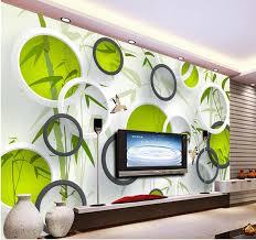 bamboo bird 3d tv backdrop 3d murals wallpaper for living room