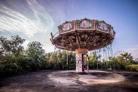 Six Flags Va Six Flags New Orleans Jazzland U2013 Abandoned Places Photography
