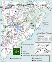 Cumberland Lake Map All Earth Eco Tours Deep Creek Lake Garrett County Adventure