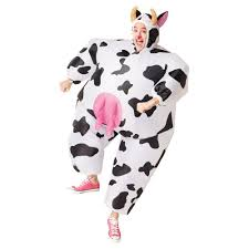 Target Halloween Inflatables by Upc 086786579756 Inflatable Airblown Cow Halloween Costume
