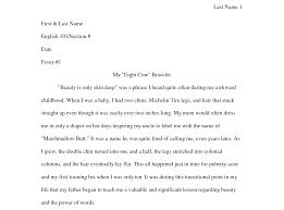 Expository essay scoring rubric