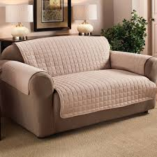 sofa cover microfiber pet furniture covers with tuck in flaps