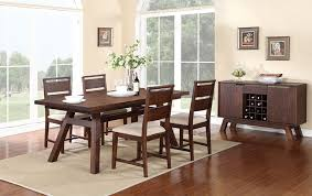 Wood Kitchen Table With Bench And Chairs 21 Beautiful Wooden Dining Sets In Different Designs Home Design