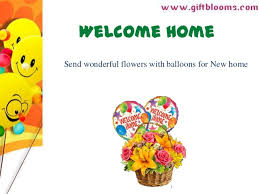 welcome home balloons delivery balloon delivery on the same day