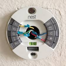 image gallery nest thermostat blue wire