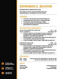modern resume format modern resume templates 64 exles free download
