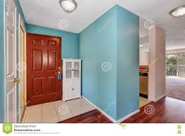 Light Blue Walls by Empty House Interior Light Blue Walls Stock Photos Images