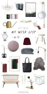 24 gift ideas from my wish list nordicdesign