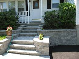 Front Entry Stairs Design Ideas Small Home Exterior Design Exterior Front Entrance Stair Ideas