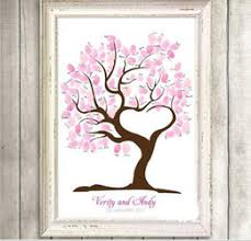 wedding trees discount wedding guest book trees 2017 wedding guest book trees