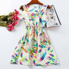 aliexpress com buy summer women dress vestidos print casual low