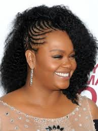 taraji p henson side conrows hairstyle black hairstyles