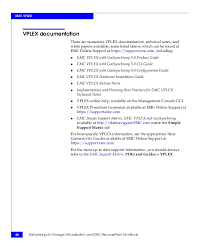 networking for storage virtualization and emc recoverpoint techbook