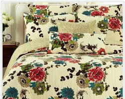 cotton bedspreads and quilts u2013 ease bedding with style
