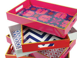 Practically Perfect Serving Trays from Iomoi