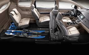 2015 minivan 2015 kia sedona minivan aggressive interior carstuneup carstuneup