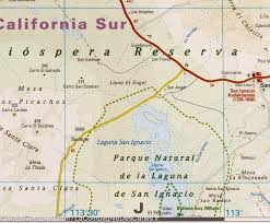 Guadalupe Mexico Map by Map Of Baja California Reise Know How U2013 Mapscompany