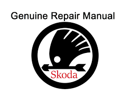 skoda fabia 1999 2007 factory repair manual